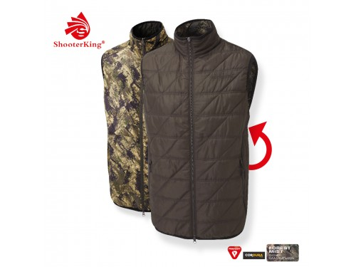 CHALECO HUNTFLEX REVERSIBLE