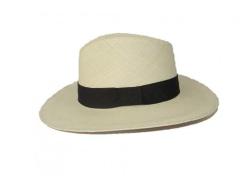 Sombrero Panamá color beige