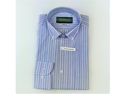 Camisa de rayas Serbal