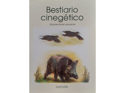 BESTIARIO CINEGETICO