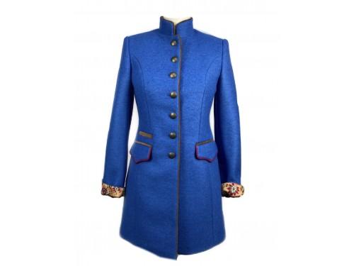 Levita austriaca azul