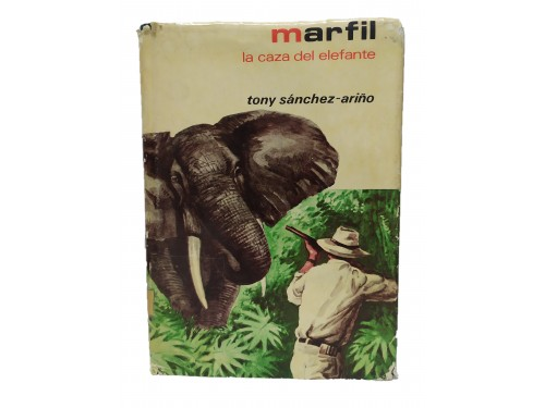 Marfil. La caza del elefante