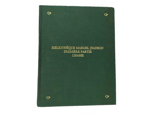 Bibliothèque Marcel Jeanson...