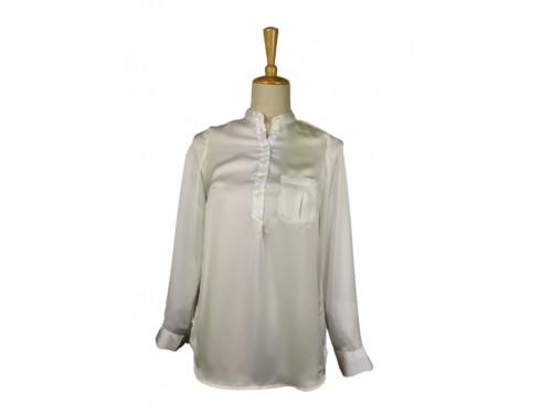 Camisa mujer color blanco