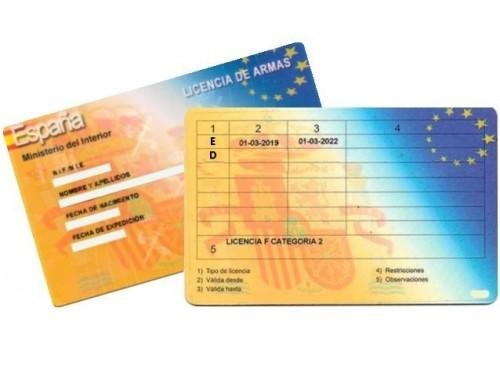 Renovación Licencias D+E