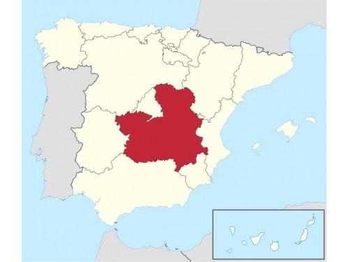 Licencia Castilla-La Mancha