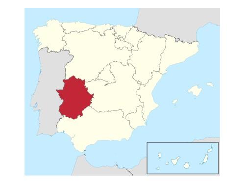 Licencia Extremadura