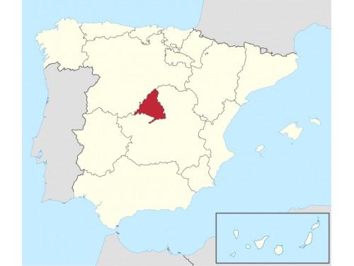 Licencia Madrid
