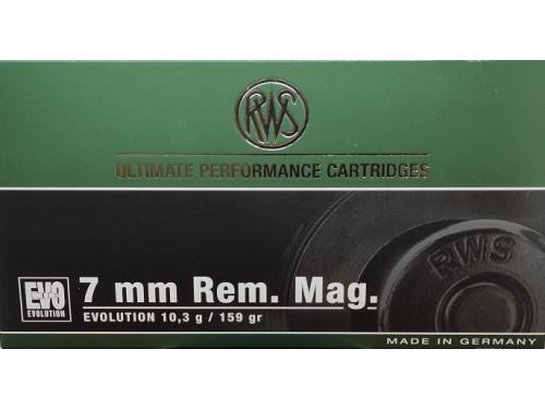 RWS 7MM RM EVO 159G