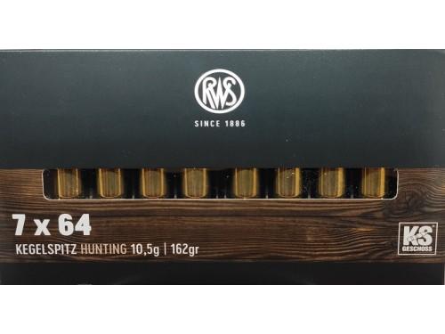 RWS 7X64 KS 162GR
