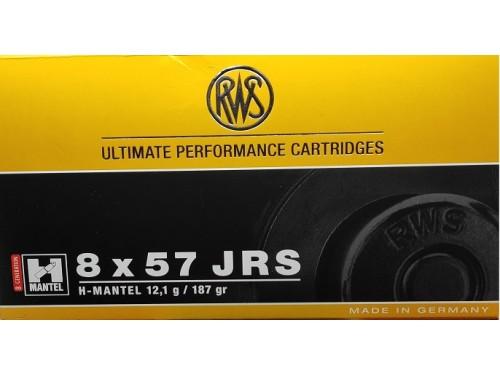 RWS 8X57 JRS HM 187 G