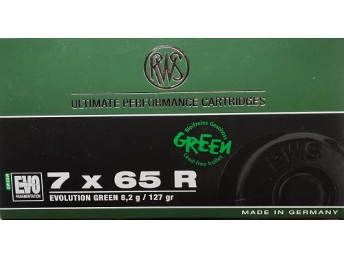 RWS 7X65R EVO 127 G