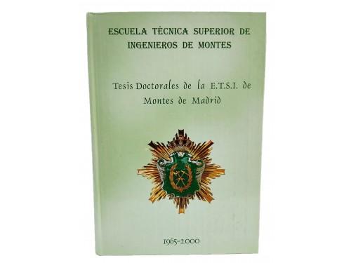 Tesis doctorales de la ETS...