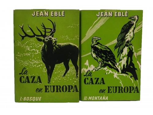 La caza en Europa