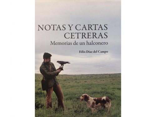 LIBRO NOTAS Y CARTAS CETRERAS