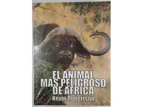 EL ANIMAL MAS PELIGROSO DE AFRICA: BUFAL