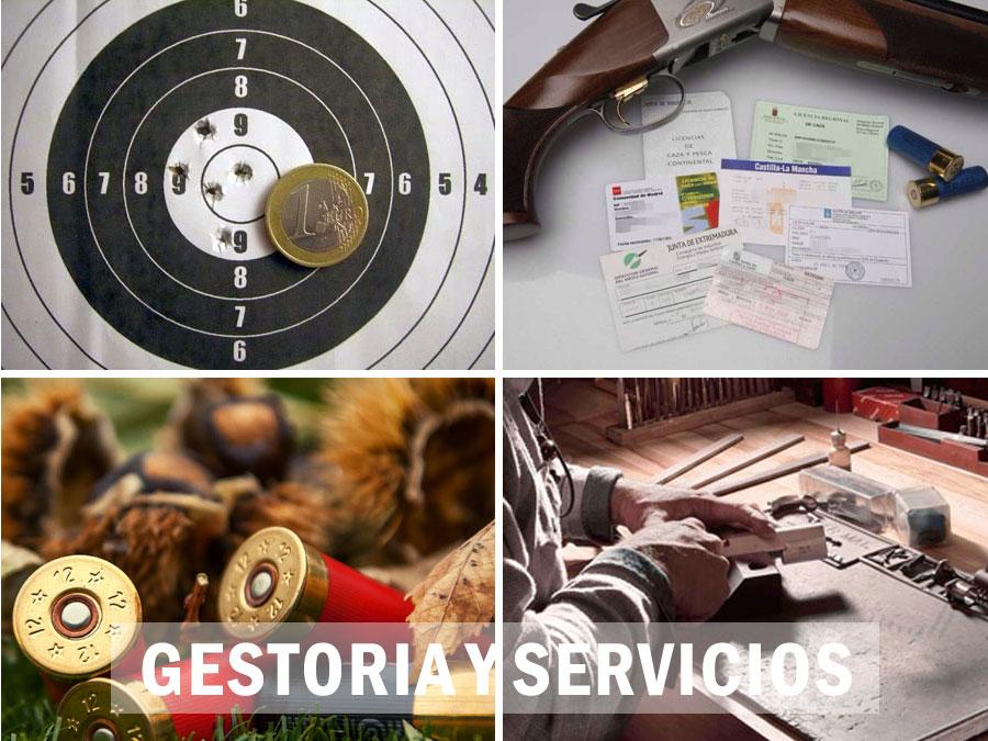 Gestoria y servicios